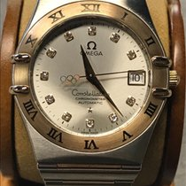 Omega Constellation Olympic Beijing 2008 36mm