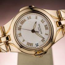 Patek Philippe SCULPTURE AUTOMATIC DATE GOLD LIKE NAUTILUS...