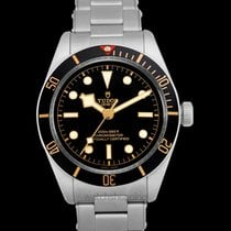 Tudor Black Bay Fifty-Eight Stahl