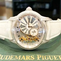 Audemars Piguet 77247BC.ZZ.A813CR.01 White gold 2018 Millenary Ladies 39.5mm new United States of America, Florida, Boca Raton