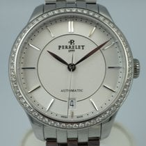 Perrelet Steel Automatic 35mm new First Class