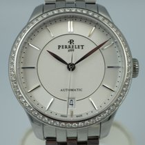 Perrelet Steel 35mm Automatic A2070/5 new United States of America, California, Costa Mesa