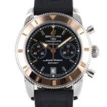 Breitling Superocean Héritage Chronograph usados 44mmmm Acero y oro