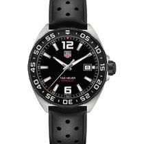 TAG Heuer Formula 1 Quartz Steel 41mm Black Arabic numerals