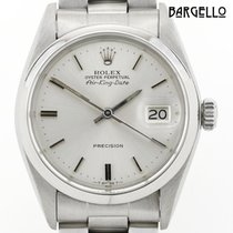 Rolex Air King Date Acél 34mm