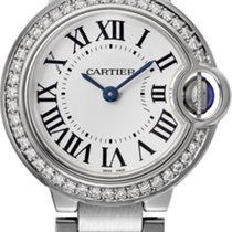Cartier new Quartz Steel