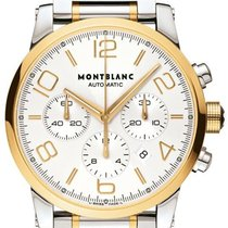 Montblanc Timewalker 107320 New Steel 43mm Automatic