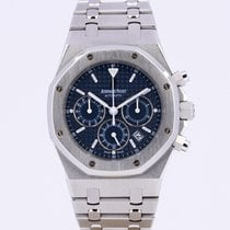 Audemars Piguet 25860ST Staal 2005 Royal Oak Chronograph 39mm tweedehands