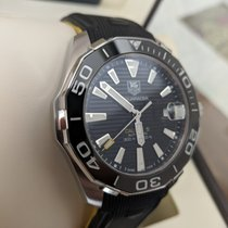 TAG Heuer Steel 41mm Automatic WAY211A.FT6151 pre-owned Malaysia, Ipoh