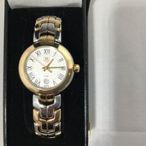 TAG Heuer Link Lady Gold/Steel 29mm Silver Roman numerals United States of America, Georgia, Dunwoody