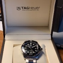 TAG Heuer Aquaracer new 2019 Quartz Watch with original box and original papers WAY101A.BA0746
