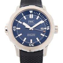 IWC Aquatimer Automatic Steel 42mm Blue