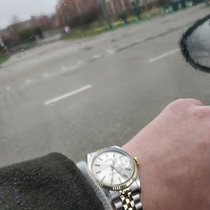 Rolex 1601 Or/Acier Datejust occasion