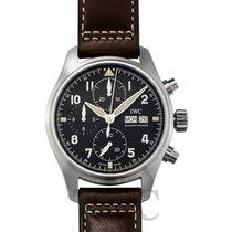 IWC Pilot Spitfire Chronograph IW387903 новые