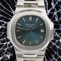 Patek Philippe 3700 Steel 1978 Nautilus pre-owned