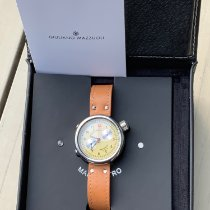 Giuliano Mazzuoli Steel Automatic MRP01N new