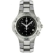 TAG Heuer Kirium Steel 39mm Black United States of America, California, Simi Valley