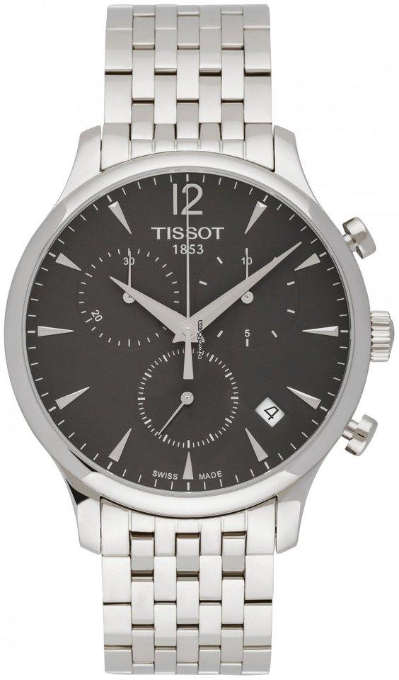 Tissot T-Classic Tradition Chronograph