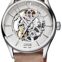 Oris Artelier Skeleton 01 734 7721 4051-07 5 21 33FC 2019 new