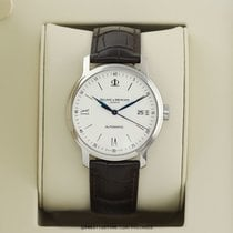 Baume & Mercier pre-owned Automatic 39mm Silver