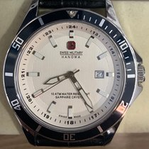 Swiss Military Hanowa Flagship Steel 42mm