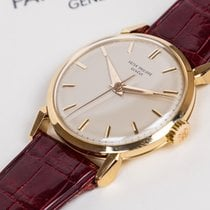 Patek Philippe Yellow gold Manual winding Calatrava new