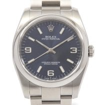 Rolex Oyster Perpetual 36 36mm Blue