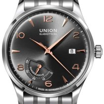 Union Glashütte Steel 40mm Automatic D005.424.11.087.01 new