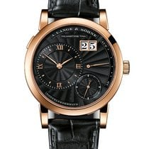 A. Lange & Söhne Rose gold 38.5mm Manual winding 101.065 pre-owned