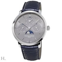 Frederique Constant Manufacture Slimline Perpetual Calendar new 2019 Automatic Watch with original box and original papers FC-775G4S6