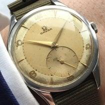 Omega 2505 VINTAGE 37MM 38MM OVERSIZE 1946 occasion