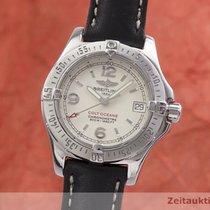 Breitling Colt Oceane Stahl 33.5mm Silber Deutschland, Chemnitz
