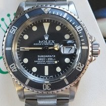 Rolex Submariner Date 1680 Submariner Date White MK I DIAL Zeer goed Staal 40mm Automatisch