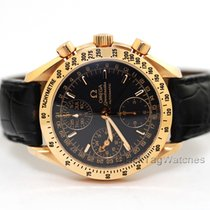 Omega Speedmaster Day Date 36235001 pre-owned