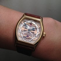 Girard Perregaux Manual winding pre-owned Bridges