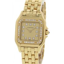 Cartier Panthere 18K Yellow Gold & Diamonds 8057915