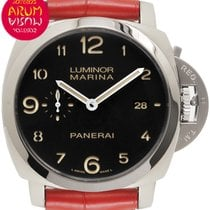 Panerai Luminor Marina 1950 3 Days Automatic Acero 44mm Negro España, Madrid