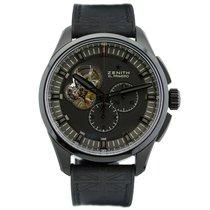 Zenith 96.2260.4061/21.R575 Titanium El Primero Chronomaster 45mm nieuw