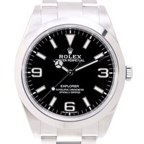 勞力士 (Rolex) Explorer Stainless Steel Black Automatic 214270