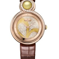 Jaquet-Droz Lady 8 Rosa guld