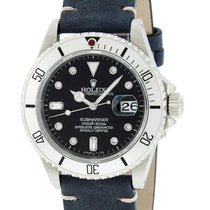 Rolex Submariner Date 16610 1980 pre-owned