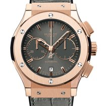 Hublot Classic Fusion Chronograph pre-owned 45mm Rose gold