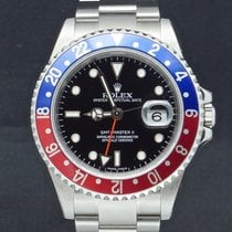 Rolex GMT-MASTER II – 16710BLRO – STICK DIAL – CAL. 3186 – N