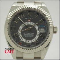 Rolex Sky-Dweller White Gold Black Dial