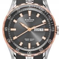Edox Grand Ocean 88002 357RCA NIR nuevo