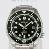 Seiko Mariner Master limited Edition Green Forest Sla019