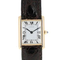 Cartier Tank Louis Cartier occasion 23mm Or jaune