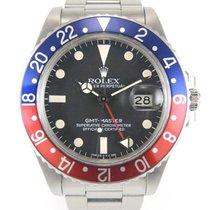 Rolex GMT Master 16750 Pepsi
