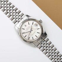 Rolex 1601 Zlato/Zeljezo 1976 Datejust 36mm rabljen