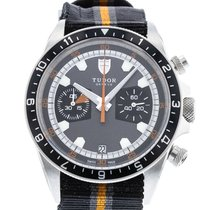 Tudor Heritage Chrono 70330 Watch with Nylon Bracelet and...